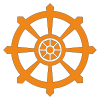 Dharma wheel.svg